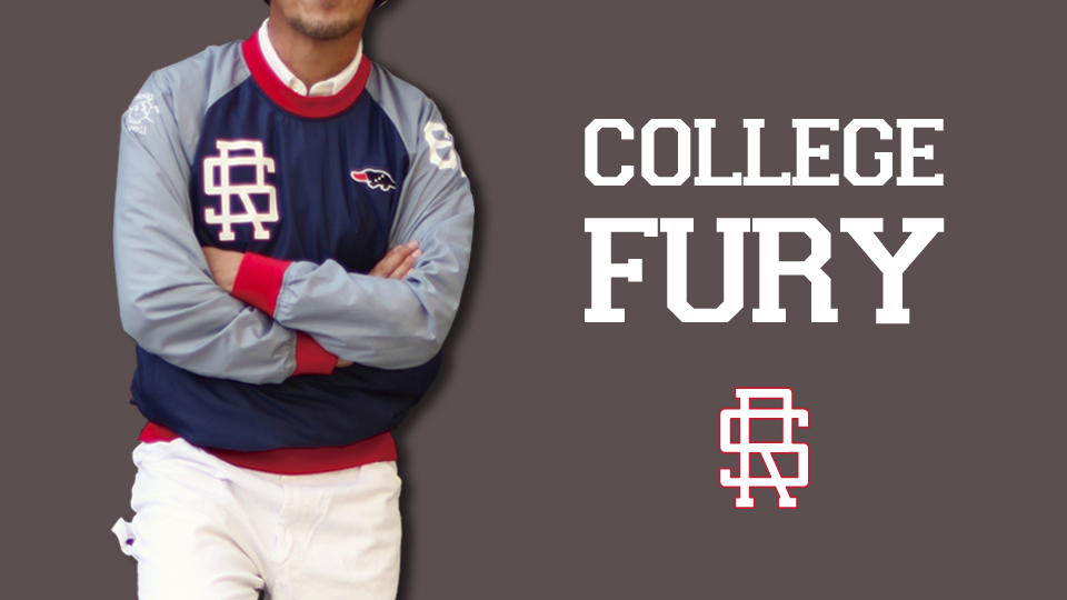 COLLEGE-FURY