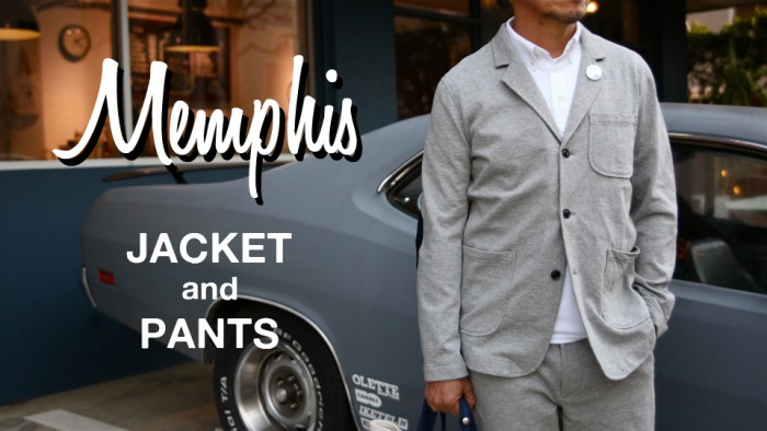 Memphis Jacket & Pants BANNER
