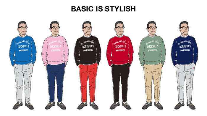 BASIC IS STYLISH BLOG