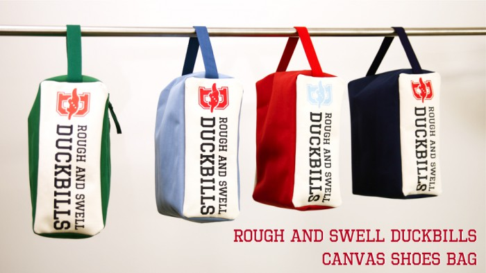 CANVAS SHOES BAG BANNER