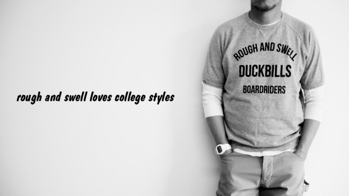 COLLEGE STYLE BANNER