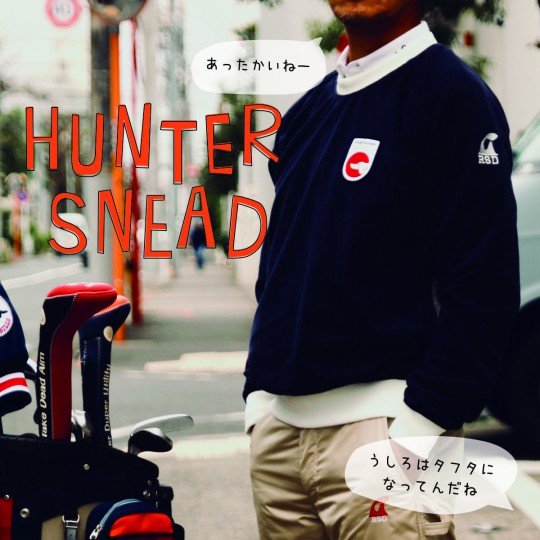 HUNTER SNEAD スクエア