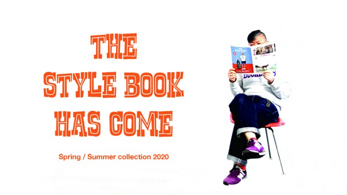 2020 SS STYLE BOOK BANNER